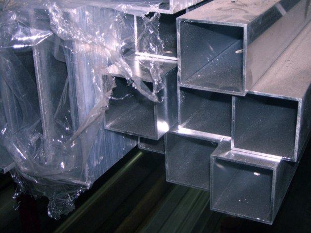 Трубы алюминиевые – профильная